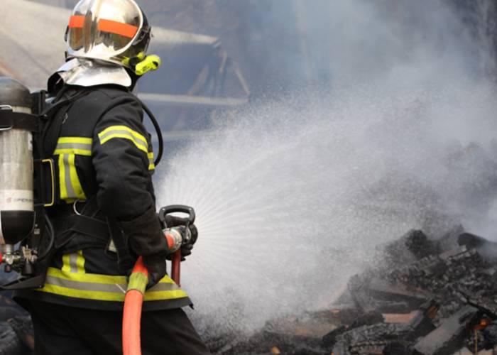 Union départementale des Sapeurs-pompiers à Saint-Étienne